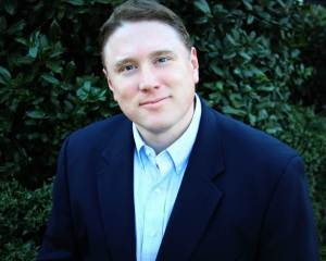 Andy Curliss: Out of the frying pan and into the fire (Photo: NC Pork Council)
