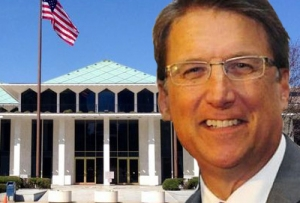 Pat McCrory and the NCGA