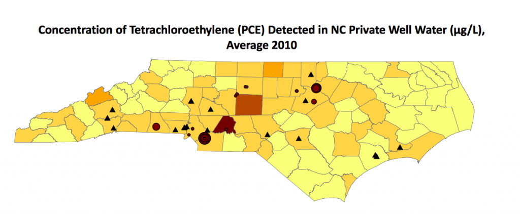 The Toxics In The Water At Camp Lejeune Can Be Found Throughout North Carolina The Progressive