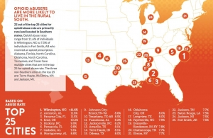 Nc Is Home To The 1 Worst City For Opioid Abuse And Four In The