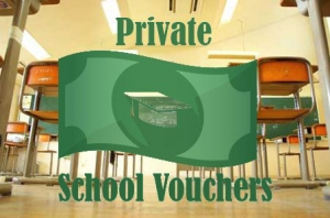 Private religious school receives state voucher money despite teaching homosexuality is a sin
