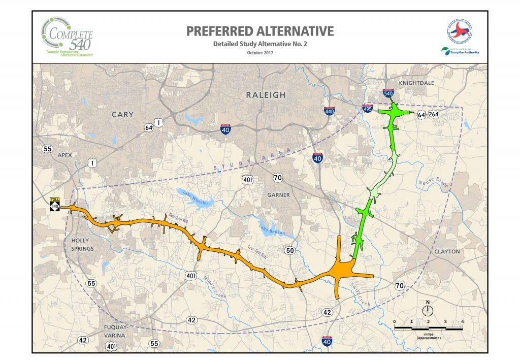 Groundbreaking settlement between environmental groups, NC DOT over Complete 540 toll road