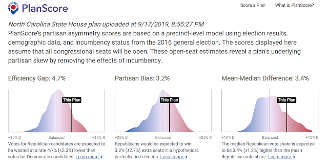 Now that new maps are enacted, political scientist Bitzer takes a look at partisan data